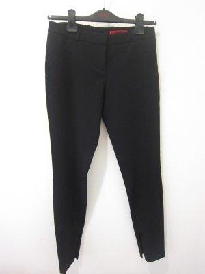 HUGO Hugo Boss Pantalon cinq poches noir polyester