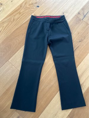 Hugo Boss Spodnie materiałowe czarny