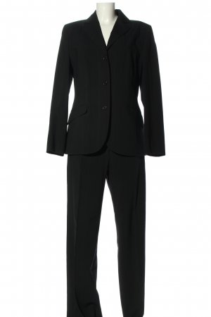 Hugo Boss Trouser Suit black business style