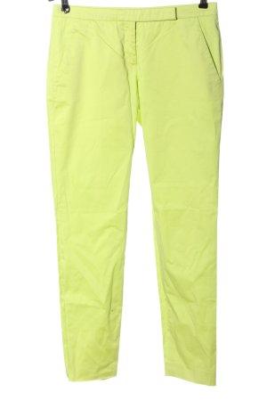 Hugo Boss Pantalone chino giallo pallido stile casual