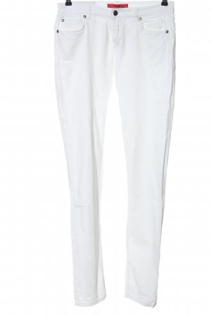 Hugo Boss Low Rise jeans wit casual uitstraling