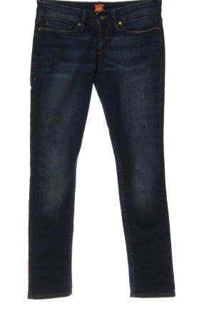 Hugo Boss Vaquero hipster azul look casual
