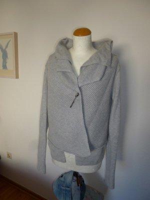 HUGO Hugo Boss Wraparound Jacket light grey