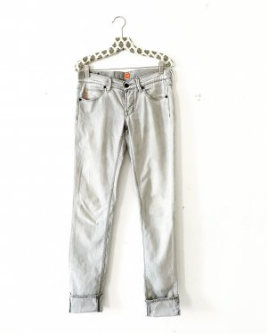 Hugo Boss  • jeans • denim • lichtgrau