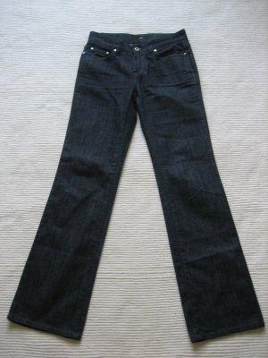 hugo boss jeans neu gr. s 36 dunkelblau (27/32)
