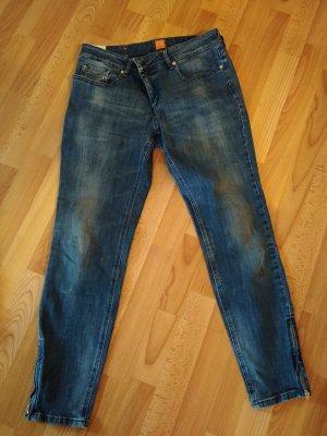 Hugo Boss Pantalon strech bleu clair