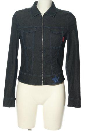 Hugo Boss Denim Jacket blue casual look