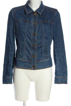 Hugo Boss Veste en jean bleu style décontracté