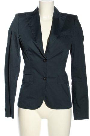 Hugo Boss Jersey Blazer blue business style
