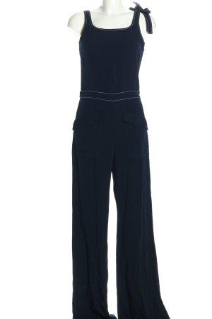 Hugo Boss Jumpsuit blau Elegant