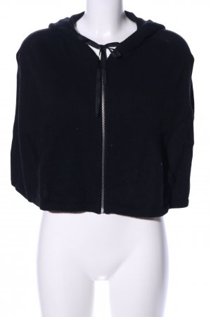 Hugo Boss Hooded Vest black casual look