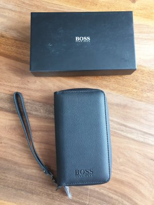 Hugo Boss Custodie portacarte nero