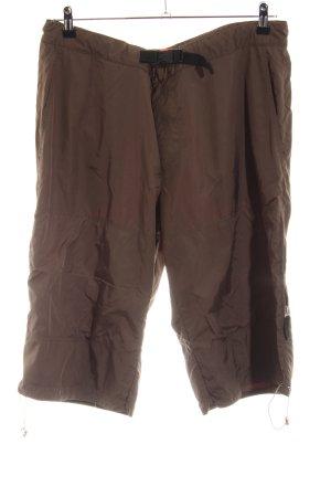 Hugo Boss Kaki broek bruin casual uitstraling