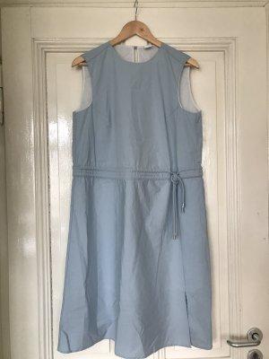 Boss Robe mi-longue bleu azur