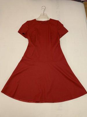 Hugo Boss Kleid rot 38