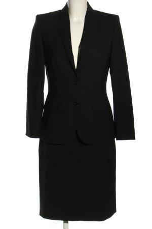 Hugo Boss Tailleur noir style d'affaires