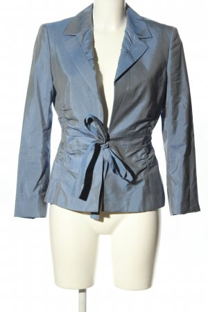 Hugo Boss Kurz-Blazer blau Casual-Look