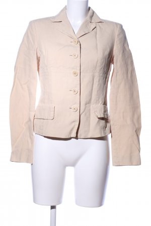 Hugo Boss Kurz-Blazer creme Casual-Look