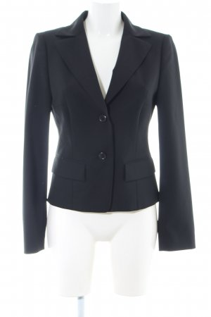 Hugo Boss Kurz-Blazer blau Business-Look