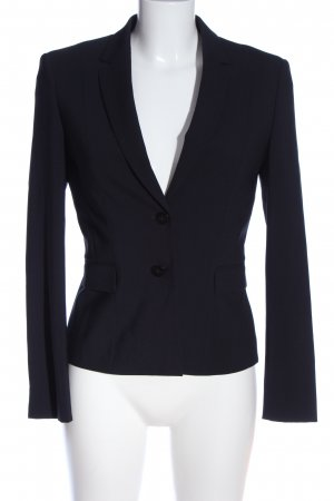 Hugo Boss Kurz-Blazer schwarz Casual-Look