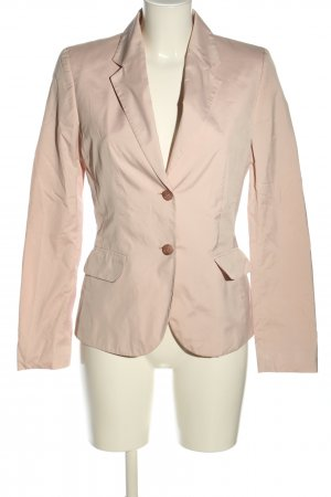 Hugo Boss Kurz-Blazer creme Business-Look