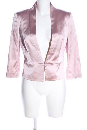 Hugo Boss Kurz-Blazer pink Elegant
