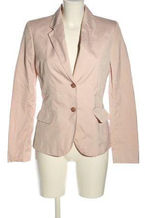 Hugo Boss Korte blazer roze zakelijke stijl