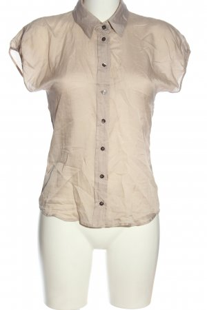 Hugo Boss Camisa de manga corta blanco puro look casual