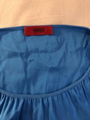 Hugo Boss: kurze Seiden-Bluse