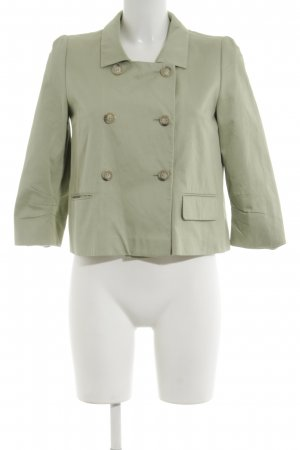 Hugo Boss Kurzjacke khaki Business-Look