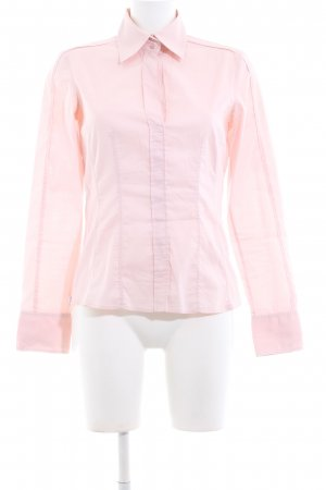 Hugo Boss Langarmhemd pink Casual-Look