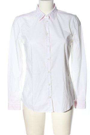 Hugo Boss Chemise à manches longues blanc style d'affaires