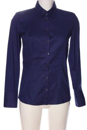 Hugo Boss Chemise à manches longues bleu style d'affaires
