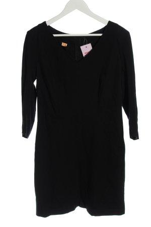 Hugo Boss Longsleeve Dress black casual look