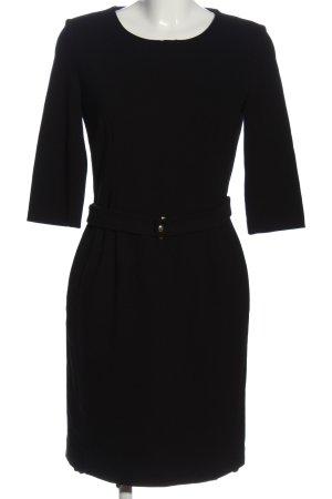 Hugo Boss Robe à manches longues noir style d'affaires