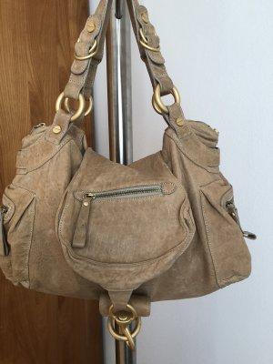 Hugo Boss Leder Tasche Modell Generosa