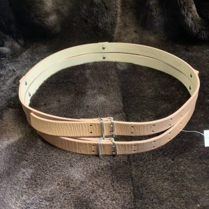 Hugo Boss Double Belt multicolored