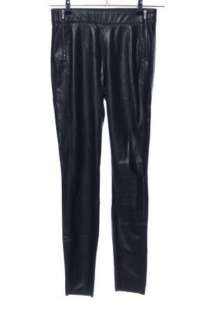 Hugo Boss Legging zwart casual uitstraling