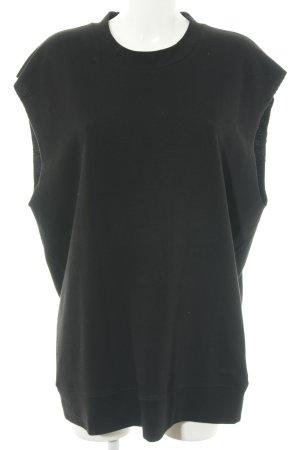 Hugo Boss Długi sweter czarny W stylu casual
