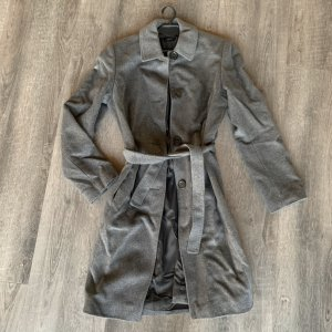 Hugo Boss Fleece Coats grey-silver-colored