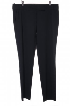 Hugo Boss Marlenehose schwarz Business-Look