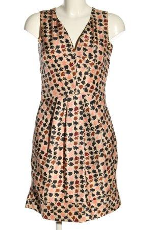 Hugo Boss Midi Dress abstract pattern elegant