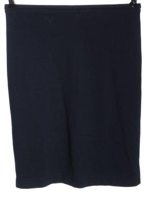 Hugo Boss Spódnica midi czarny W stylu biznesowym