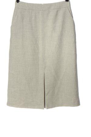 Hugo Boss Spódnica midi jasnoszary Melanżowy W stylu casual