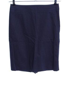 Hugo Boss Spódnica midi niebieski W stylu biznesowym