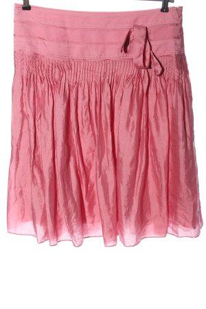Hugo Boss Spódnica midi różowy W stylu casual