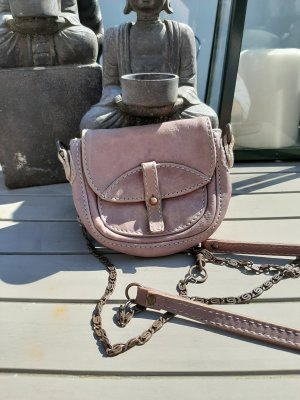 HUGO BOSS Mini-Leder-Tasche, crossover