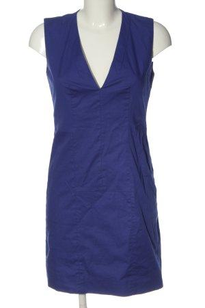 Hugo Boss Robe courte bleu style d'affaires