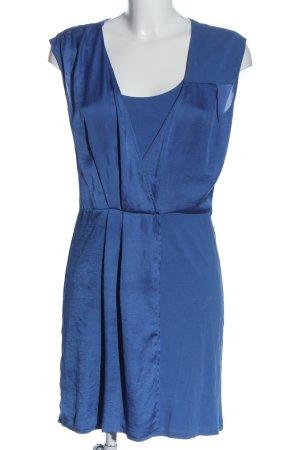Hugo Boss Minikleid blau Elegant