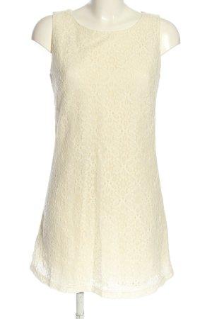 Hugo Boss Minikleid wollweiß Elegant